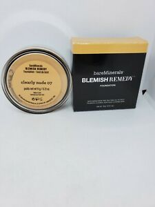 New bareMinerals Blemish Remedy Foundation - Clearly Nude 07 - 6g / 0.21 oz