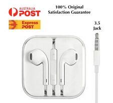 Genuine Original Apple iPhone 4/5/6/6S EarPod Earphone Headset Remote & Mic