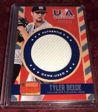 Tyler Beede 2013 Panini USA Relic #d / 125, San Francisco Giants Top Prospect !!