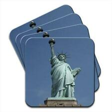 Statue Of Liberty New York USA Set of 4 Coasters