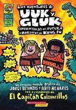 Las Aventuras de Uuk y Gluk, Cavernicolas del Futuro y Maestros de Kung Fu by...