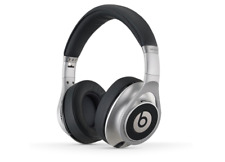 Beats by Dre Executive Wired Headphones, Active Noise Cancellation ANC - Silver