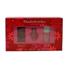 Elizabeth Arden NY Red Door Pretty Green Tea 2 x .16 oz + .12 oz MINI SET NIB