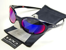 Oakley Eye Jacket Redux Planet X +Red Sonnenbrille Clifden Juliet Cobalt Racing