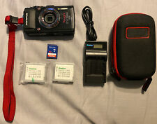 Olympus Tough TG-3 16MP Digital Camera Black