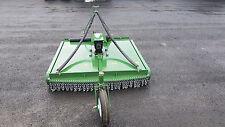 AGKING TRACTOR SLASHER 5FT HEAVY DUTY DECK, 1YR G/BOX WARRANTY