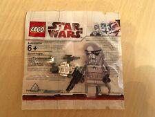 Lego Star Wars 2853590 Stormtrooper 2009, nuovo, sigillato MISB
