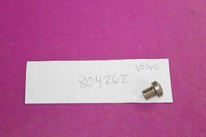 Volvo Penta Drain Plug Screw. Part# 804262. 804262-4.