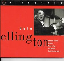 CD COMPIL DIGIPACK 20 TITRES--DUKE ELLINGTON--LA LEGENDE DE DUKE...