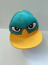 Phineas And Ferb Hat Cap Wheres Perry Disney Adjustable Excellent