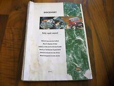 LAND ROVER DISCOVERY 1989-1997 Diagnose Fehlersuche ELEKTRIK WERKSTATT HANDBUCH