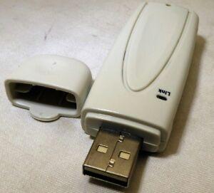 Z-Com XG-762N Wireless-G 802.11g 54Mbps USB 2.0 WiFi Adapter Internet Laptop PC