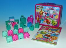 SHOPKINS - Metal Lunchbox, Shopkins: The Ultimate Collector's Guide plus extras
