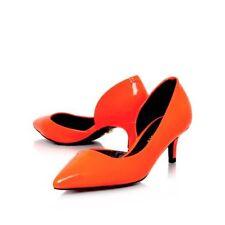 Kurt Geiger Patent Leather Slim Heels for Women