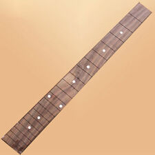 "41"" 20 Frets Acoustic Guitar Part Fretted Solid Rosewood Fretboard W/Fret Slot"