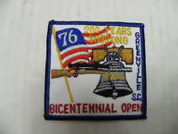 Greenville SC 1976 Bicentennial Open 200 Years Shooting Patch