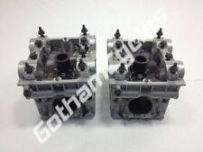 Ducati 999 999S Engine Motor Bare Cylinder Heads Head 998 998S
