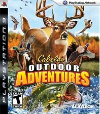 Sony ps3 PlayStation 3 juego * cabela's outdoor adventures * Cabelas * nuevo * New