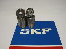 10 Stück SKF Rillenkugellager 608-2Z  8x22x7 mm 608 ZZ