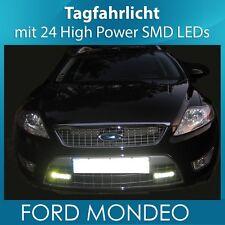 LED Tagfahrlicht  FORD MONDEO mit STEUERUNG & DIMMFUNKTION  Eintragungsfrei
