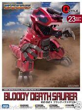 Kotobukiya D Style 23 EZ-021 Bloody Death Saurer Zoids Takara Tomy Non Scale Kit