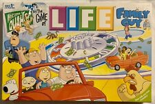 THE GAME OF LIFE Family Guy Collectors Edition (2008) by HASBRO Factory Sealed