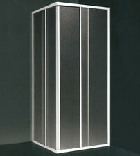 Box doccia angolare,misura cm.70x90(riducibile da cm.70-80 a cm.80-90),scorrevol