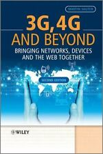 3G, 4G and Beyond : Bringing Networks, Devices and the Web Together by Martin...