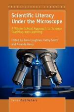 Scientific Literacy Under the Microscope: A Whole School Approach to Science Tea