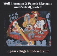 WOLF BIERMANN & PAMELA  BIERMANN- ...PAAR ECKIGE RUNDEN DREHN!   CD NEU