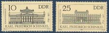 RDA DDR - ** - 200e anniversaire de la naissance de K.F. Schnikel - 1981