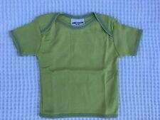 Sckoon Green Top Tee Size 0-6, 6-12 Mth 100% Organic Cotton Xmas Gift Unisex