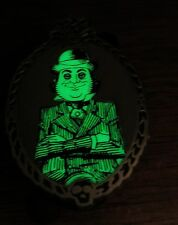 Disney Haunted Mansion Mystery Glow Pin Stretch Portrait Man in Quicksand