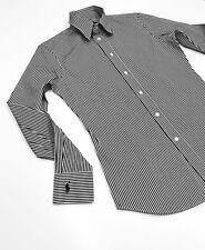Ralph Lauren Ladies Shirt Black    (Size 4)           RRP £95
