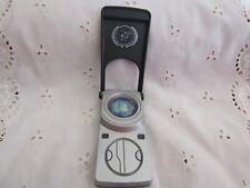 Star Trek The Movie Starfleet Communicator lights & sound Playmates 2009 used