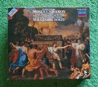 Schoenberg / Moses Und Aron / Decca 2CD Box