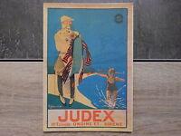 Carte Postale Film Affiche Cinéma - JUDEX : ONDINE ET … SIRENE