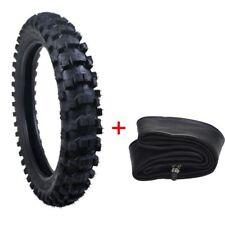90/100-16 Motocross Trail Off Road MX Pit Dirt Bike Tire 16'' Tyre & Inner Tube