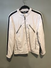 Wilsons Leather Motor Cycle Jacket (Small)