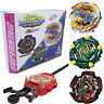 B-171 Triple Tempest Dragon Cm1A with Sparking Ripcord Launcher Beyblade Burst