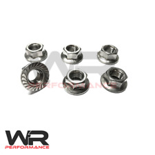 Ducati Panigale 1100 V4 S ABS 2018 Stainless Steel Sprocket Nuts