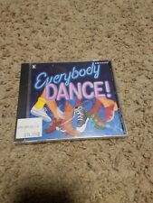 Everybody Dance (CD, 1993) Kimbo Educational Various Artists Upbeat Dance Music