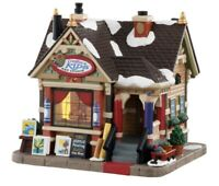 Lemax Creative Kids Art Studio Christmas Village Piece RARE NIB New In Box!!