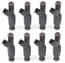 Set (8) High Impedance 80lb EV1 Fuel Injectors for Ford GM V8 LT1 LS1 LS6 835cc