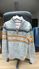 Superdry Men's Chunky, Cable Knit Jumpers & Cardigans
