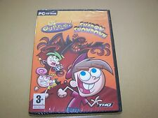 FAIRLY Odd Parents: SHADOW SHOWDOWN (PC: Windows, 2004) ** NUOVO E SIGILLATO **