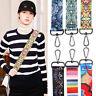 Nylon Colored Belt Bags Strap Accessories For Women Adjustable Shoulder Handbag
