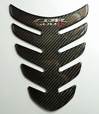 Honda Real Carbon Fiber Motorcycle Tank Pad Sticker trim guard protector