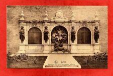 cpa Belgique YPRES - Monument aux Yprois morts pour la Patrie