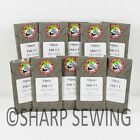 ORGAN MIX 15X1 SIZE#11, 12, 14, 16, 18 HOME SEWING MACHINE NEEDLES 100 TOTAL